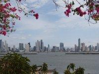 Le quartier neuf de Panama city