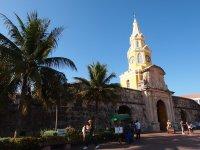 La tour de l'horloge - Entrée de la vieille ville