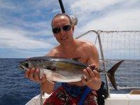 Cette fois, on pêche un thon