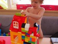 Loann : futur promoteur immobilier ;-)