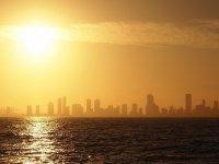 Cartagena nous apparait déjà grandiose