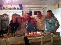 même s'il fallait vous rejoindre à La Rochelle, 10 ans d'amitié, ça se fête !