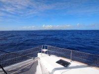 Notre traversée prend fin, voici la Martinique