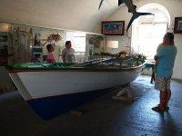 La Saintoise - barque traditionnelle des Saintes