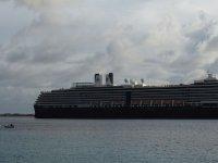 Bonaire est une escale très convoitée pour les paquebots de croisière.
