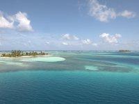 Plus on avance entre les îlots, plus les perspectives sont époustouflantes !