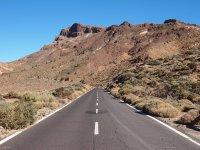Sur la route du volcan - Ténérife