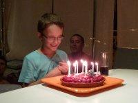 Tom fête ses 9 ans