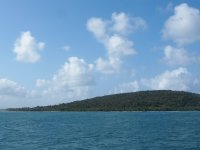Arrivée aux San Blas - Isla Pinos